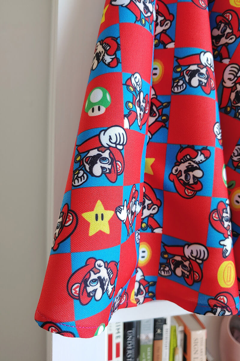 Mario Power Skirt