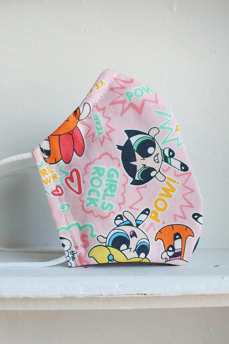 Powerpuff Girls Mask
