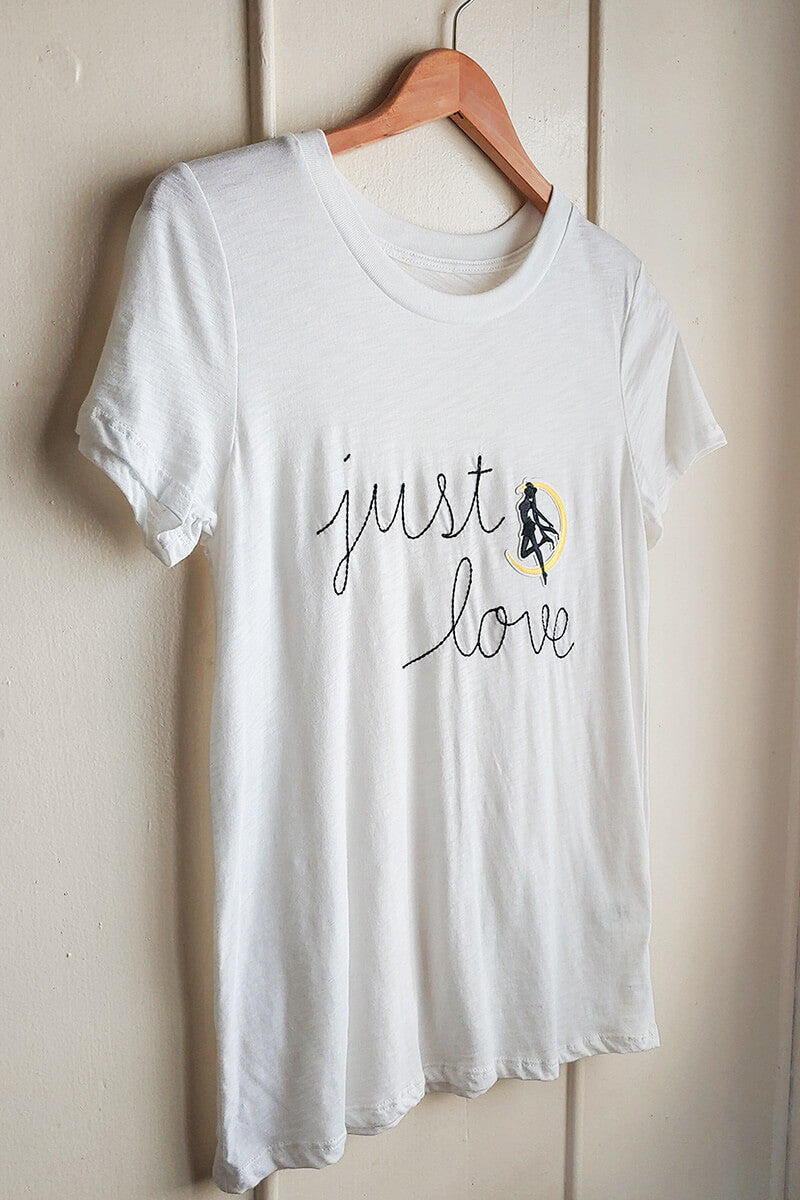 Just Love and Justice Tee