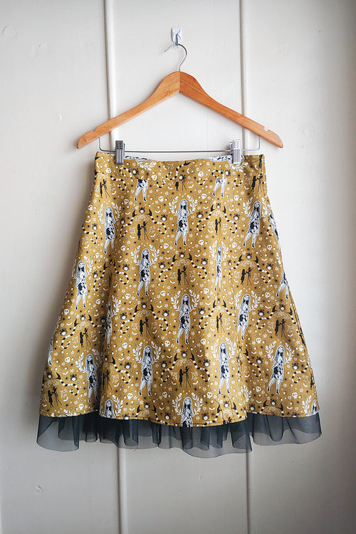 Sally's Workshop Skirt