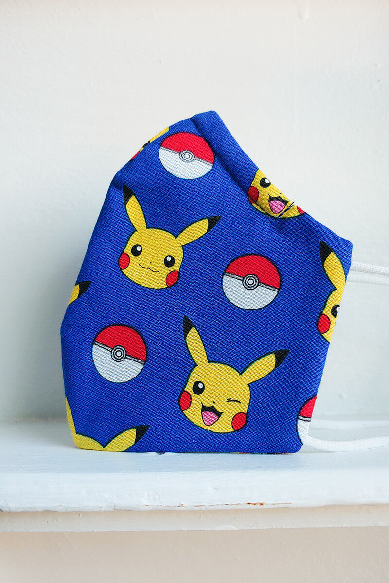 Starter Pokemon Mask