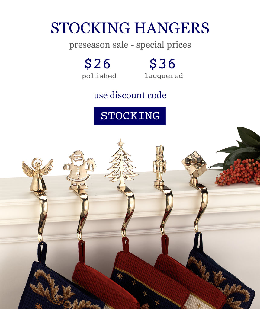 Stocking Hangers Sale