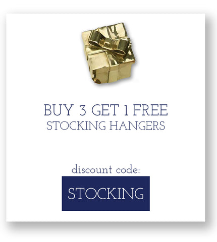 Stocking Holders Buy 3 Get 1 Free