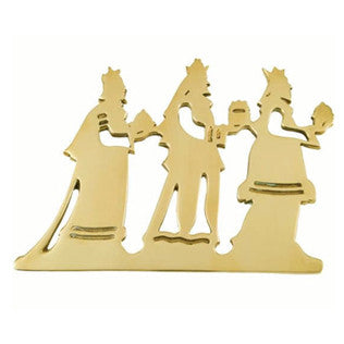 Three Wisemen Trivet - Jefferson Brass Company
