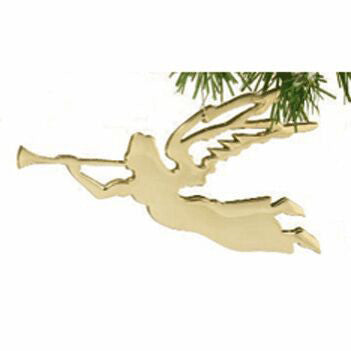 Angel Ornament - Jefferson Brass Company