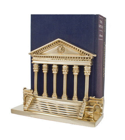 VA Steps and Colonnade Bookend (Pair)