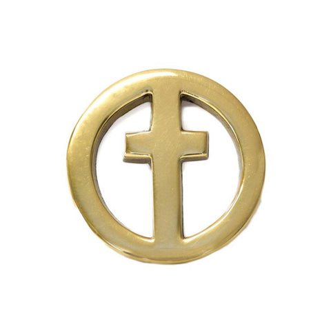 Cross Paperweight - Jefferson Brass Company