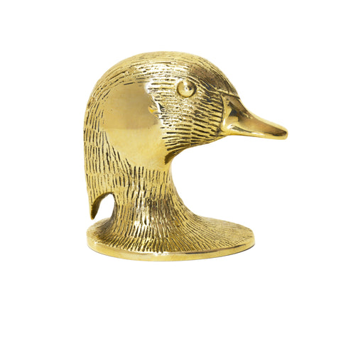 Brass Duck Bottle Opener - Jefferson Brass Company