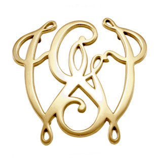 George Washington Trivet - Jefferson Brass Company