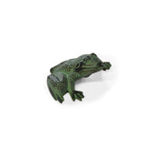 Brass Toad Garden Ornament - Jefferson Brass Company