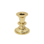 Gunston Hall Brass Candle Holder - Jefferson Brass Company