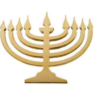 Menorah Trivet - Jefferson Brass Company