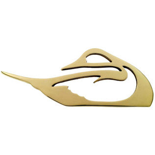 Pintail Duck Trivet - Jefferson Brass Company