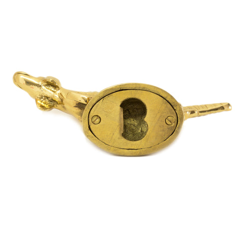 Setter Bottle Opener - Jefferson Brass Company