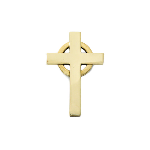 Small Halo Cross - Jefferson Brass Company