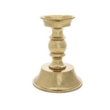 Small Cricket Brass Candle Holder - Jefferson Brass Company