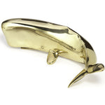 Solid Brass Whale - Jefferson Brass Company