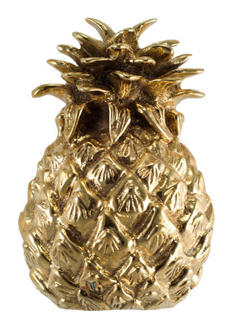 Pineapple Door Knocker - Jefferson Brass Company