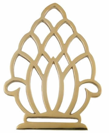 Pineapple Trivet - Jefferson Brass Company