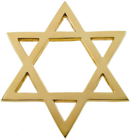 Star of David Trivet - Jefferson Brass Company