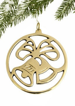 Holiday Bells Ornament - Jefferson Brass Company