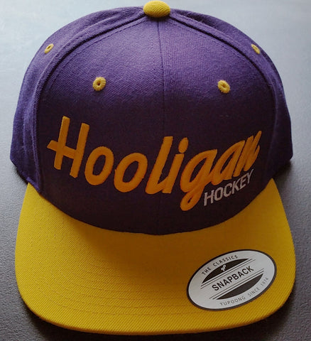 Retro Hooligan Snapback