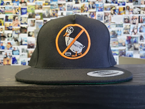 Anti Duck - Snapback Hat