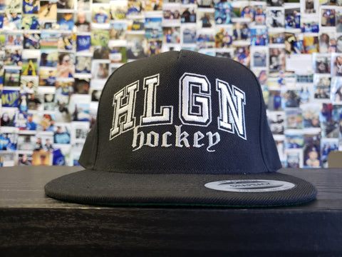HLGN Hockey - Snapback Hat