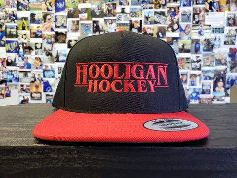 HH Stranger Things - Snapback Hat – Hooligan Sports cd6d1a59810
