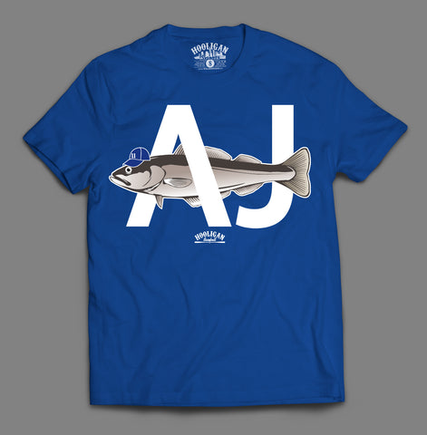 A.J. The Fish