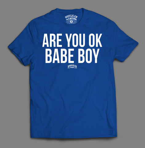 Are You Ok Babe Boy - Youth