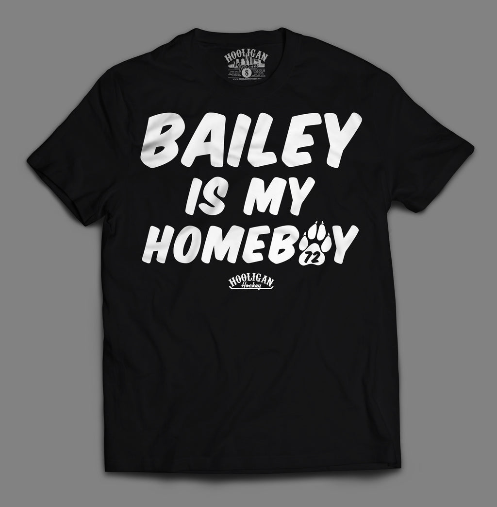 Bailey Is My Homeboy