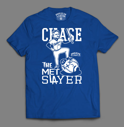 Chase The Met Slayer