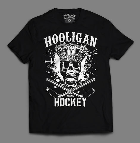 Crowned Hooligan Skull