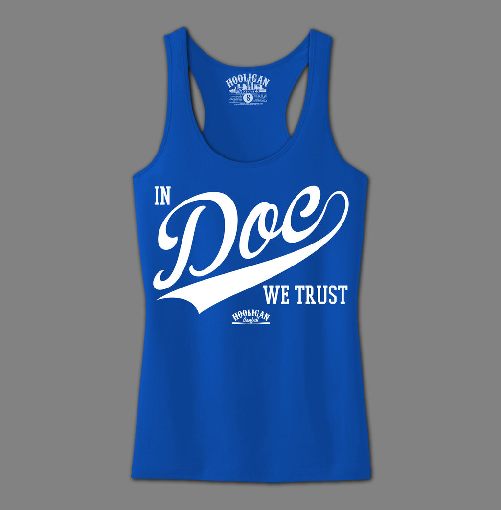 In Doc We Trust - Womens