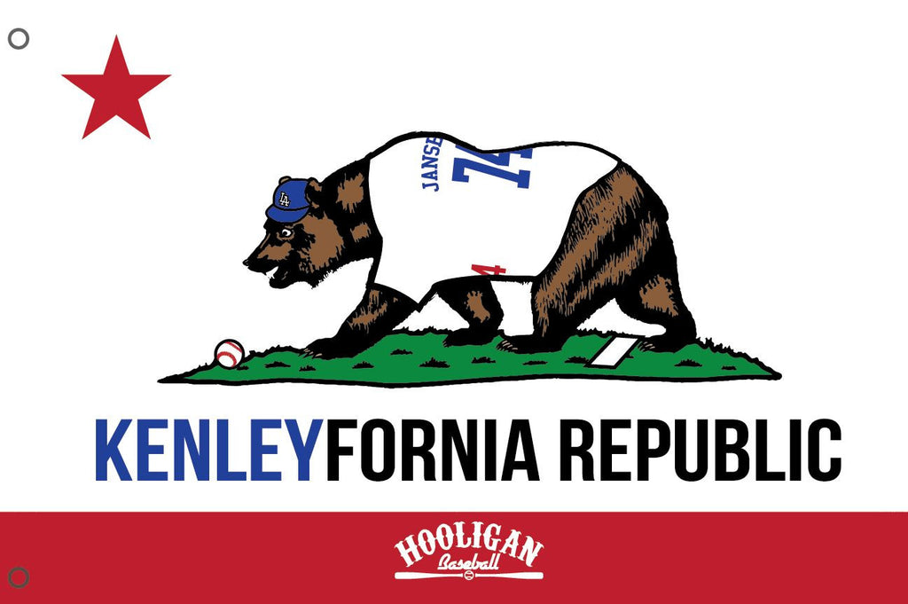 Kenleyfornia Republic Flag