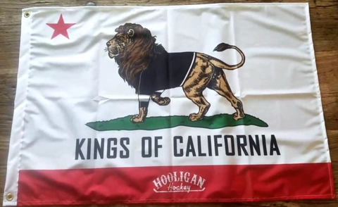 Kings of California Flag