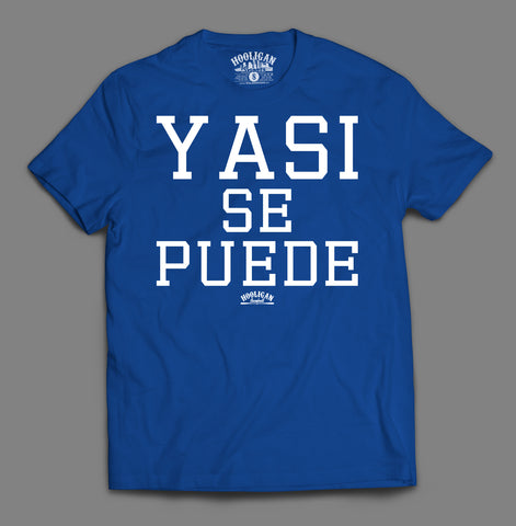 Yasi Se Puede - Youth