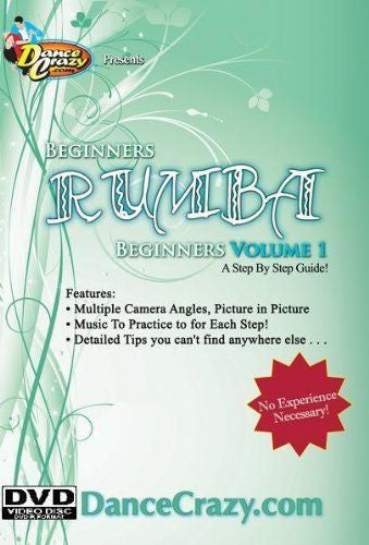 DanceCrazy's Beginners Rumba Volume 1