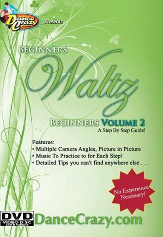 A Beginners Waltz Dancing Guide: Volume 2
