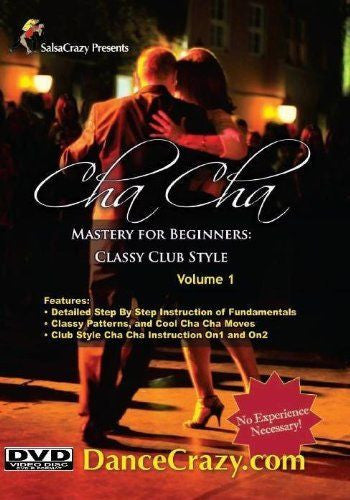 Cha Cha Cha for Beginners by SalsaCrazy
