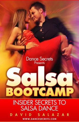 Salsa BootCamp Book (Both Ebook and Physical Book)