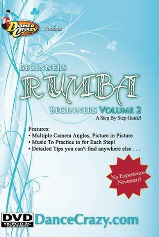 DanceCrazy's Beginners Rumba Volume 2