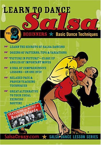 Learn to Salsa Dance, Volume 2