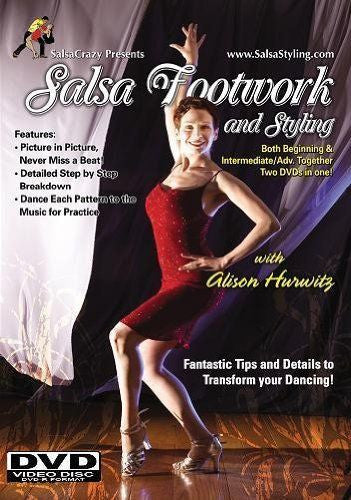 Salsa Footwork by SalsaCrazy