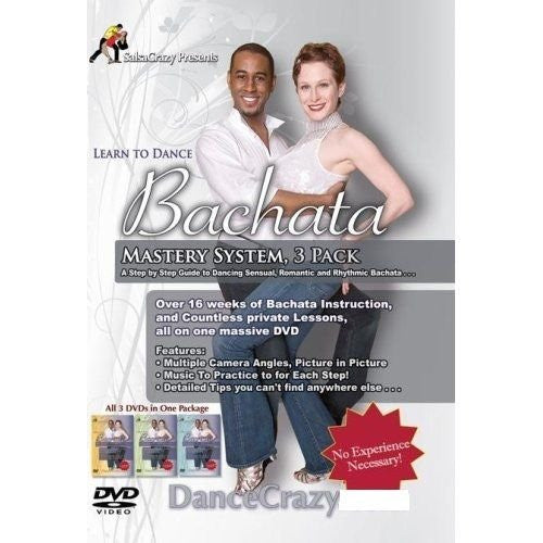 learn to dance dvd online bachata lessons