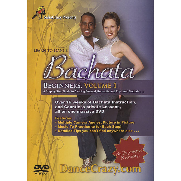 Learn to Dance Bahcata, Beginners Volume 1