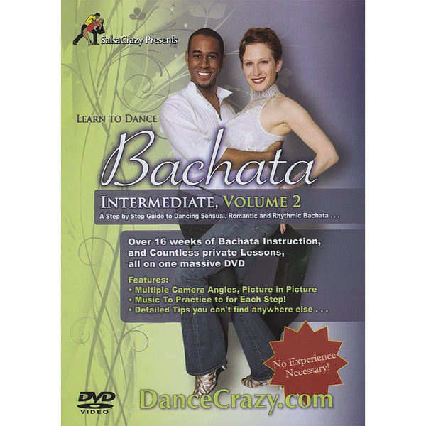 Learn To Dance Bachata, Intermediate Volume 2