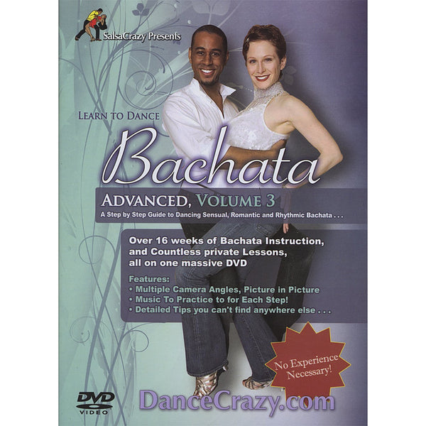 Learn To Dance Bachata, Advanced Volume 3