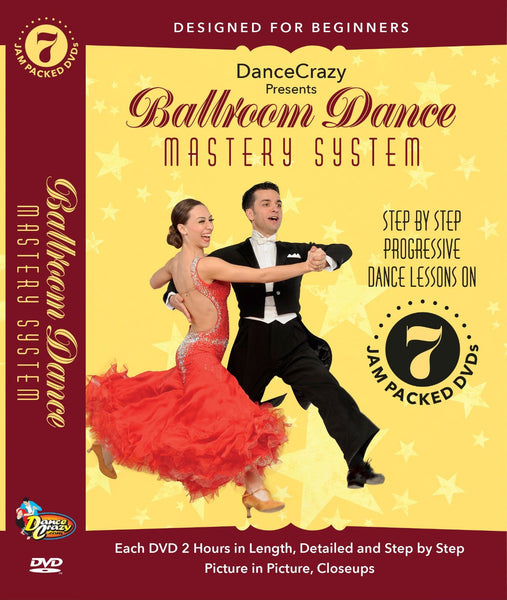 learn to dance dvd lessons ballroom dancing videos